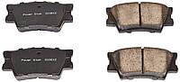 Колодки тормозные задние POWERSTOP 16-1212 для Toyota camry 40 ; 50, фото 1