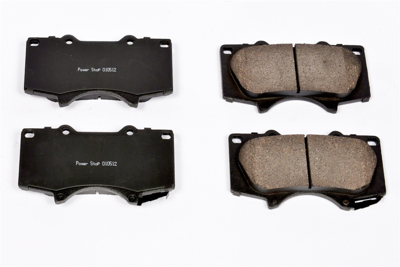 Колодки гальмівні передні POWERSTOP 16-976 для Toyota PRADO