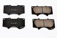 Колодки гальмівні передні POWERSTOP 16-976 для Toyota PRADO, фото 1