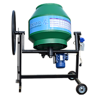 Бетономешалка Скиф БСМ 140 (объем 140 литров)