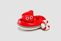 """Игрушка для игры в воде """"Кораблик"""" (цвет красный), Kid О"""