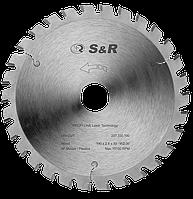 Диск пильный 300х30 Z48 S&R Uni-Cut