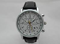 Мужские часы в стиле PRC200  кварцевые, корпуса золотистый, циферблат черный, фото 1