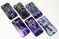 Силиконовый чехол для телефона iPhone 6 Plus/6S Plus Animal TPU case