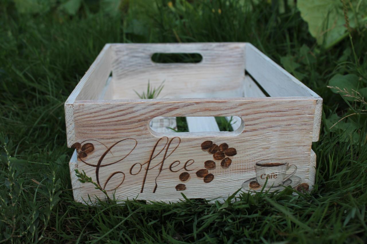 Ящик для хранения Кофейный