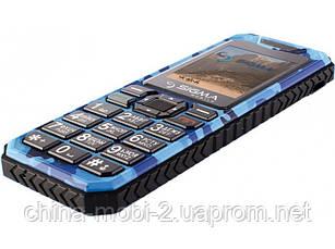 Телефон Sigma mobile X-style 11 Dragon Dual Blue Camouflage ''''', фото 3
