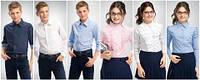 Рубашки,блузки,гольфы для мальчиков и девочек