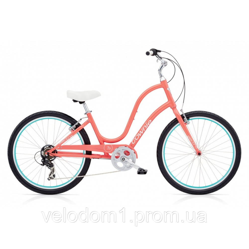 "Велосипед 26"" ELECTRA Townie Original 7D Ladies' Coral"