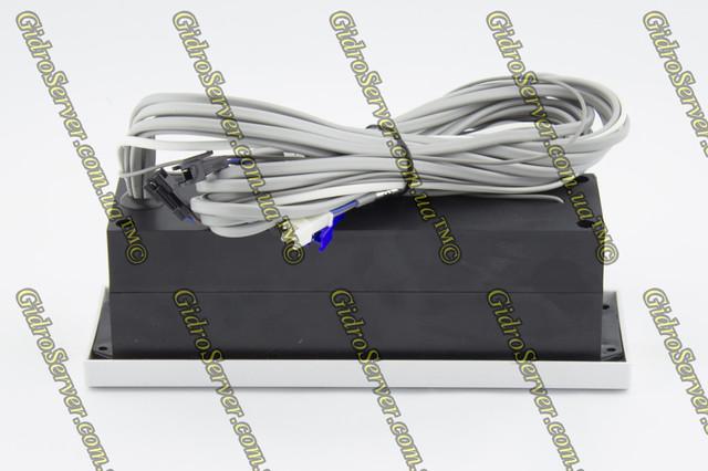 Блок управления для душевой кабины, гидромассажного бокса PU-02 фотография задней части устройства.