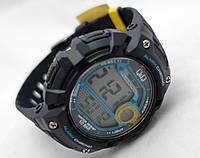 Часы унисекс Q@Q - 10Bar Alarm chrono, можно плавать, противоударные