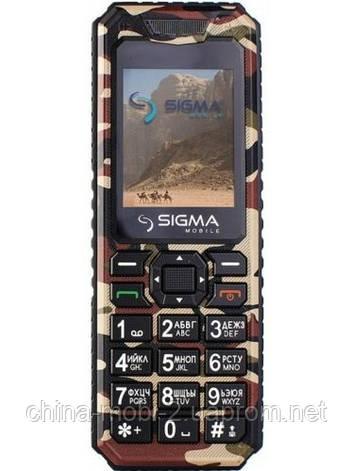 Телефон Sigma mobile X-style 11 Dragon Dual Сoffe Сamouflage , фото 2