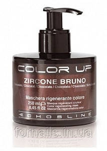 Echosline тонирующая маска Шоколадная (zirkone bruno)