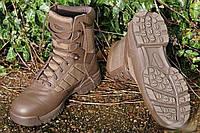 Тактические ботинки (берцы) Bates - Boots Patrol Brown. Великобритания, оригинал