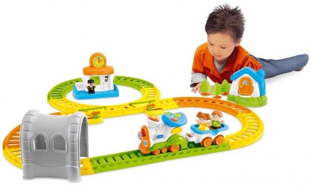 Игрушечные железные дороги