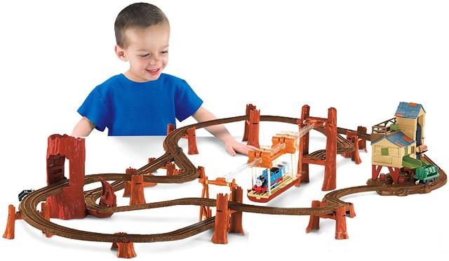 Железные дороги игрушечные