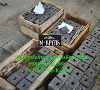 Анкерная плита М24 ГОСТ 24379.1-80