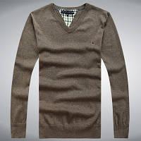 Tomy hilfiger original Мужской свитер tommy пуловер джемпер, фото 1