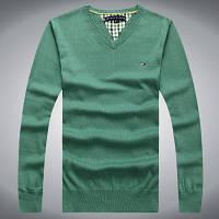 В стиле Tommy hilfiger Мужской свитер пуловер джемпер томми хилфигер, фото 1