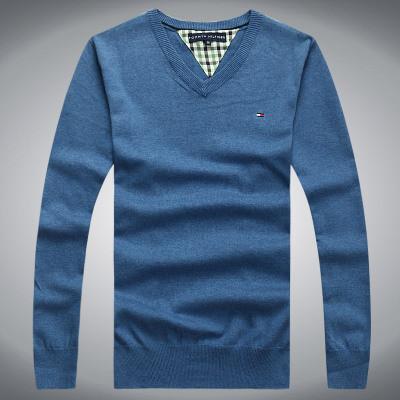 Tomy original Мужской свитер tommy пуловер джемпер