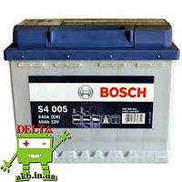 Аккумулятор BOSCH Silver 60 Ah 540A S4 0092S40050