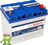 Аккумулятор BOSCH Silver 70 Ah 630A S4 0092S40260