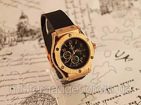 Часы женские Hublot Black Gold копия, фото 2