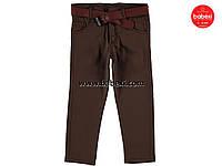 Брюки-джинсы с поясом для мальчика 3-4-5-6-7 лет. код 202650