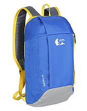 Рюкзак мини Highsee Electron 10 сине-серый