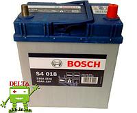 Аккумулятор BOSCH Silver 40 Ah 330A S4 0092S40180