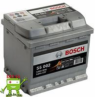 Аккумулятор BOSCH Silver 54 Ah 530A S5 0092S50020