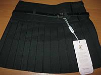 Детская школьная юбка для девочки 5-8 лет Турция