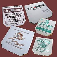 Коробка для пиццы диаметром 60 см, фото 1