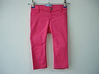 Джинсы (штанишки) Old Navy (розовые) skinny