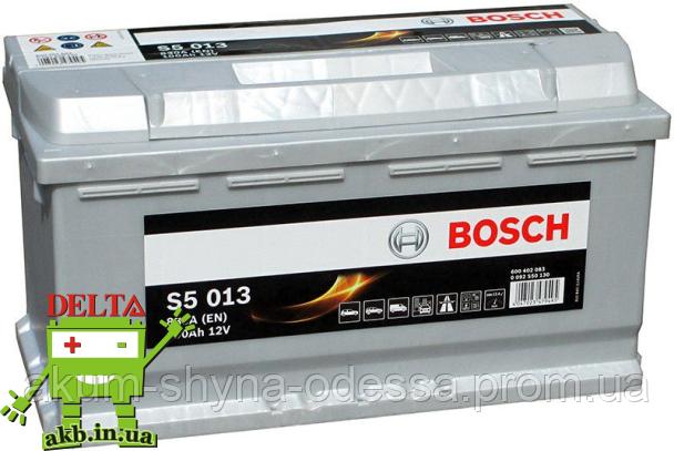 Аккумулятор BOSCH Silver 100 Ah 830A S5 0092S50130
