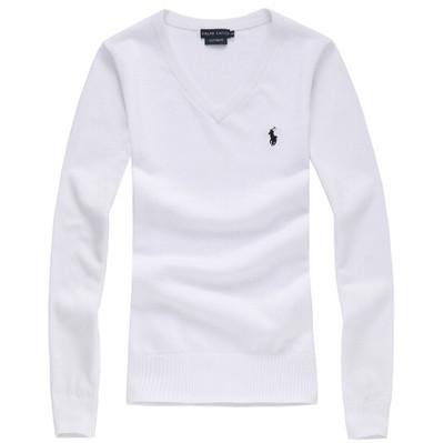 В стиле Ральф поло Женский свитер пуловер джемпер свитшот ралф