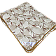 Евро одеяло зимнее 200х220 бязь холлофайбер Ода, фото 3