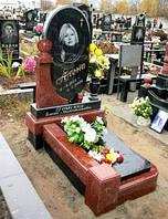 Надгробный памятник на могилу из гранита, фото 1
