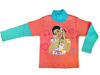 Гольф детский трикотажный  микроначес р.5,6,7,8 лет.Детская одежда от производителя.