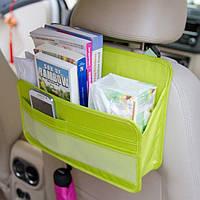 Органайзер в автомобиль (Салатовый), фото 1