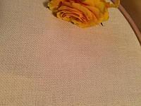 Равномерная ткань - светлая тыква (Украина)