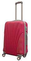Чемодан из ABS-пластика 605 Розовый 52x33x22см