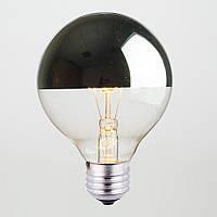 Лампа Эдисона G-80 (с рефлектором)