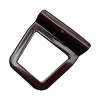 Ручка для москитной сетки (под шнур 10x20), коричневый Одесса