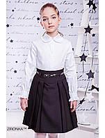 "Школьная юбка черная ""Bell"" Zironka"