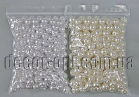 Пуговицы жемчужные с имитацией 10мм 98±3гр /~240шт