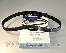 Ремень ГРМ на Renault Master II (89 зубцов) 1998->2010  2.2 +2.5dCi  — Hutchinson (Франция) - HH 089 HTDP 25