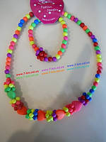 Набор детский BIG7800 пластик 12 шт