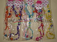 Бусы детские BIGnew767 пластик 12 шт