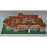 Конструктор из керамических кирпичиков - Замок в Свиржу (07003), фото 1