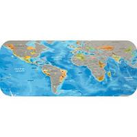 Discovery Map Скретч карта Мира (англ. язык)